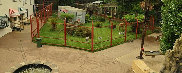 Trex Enclosure