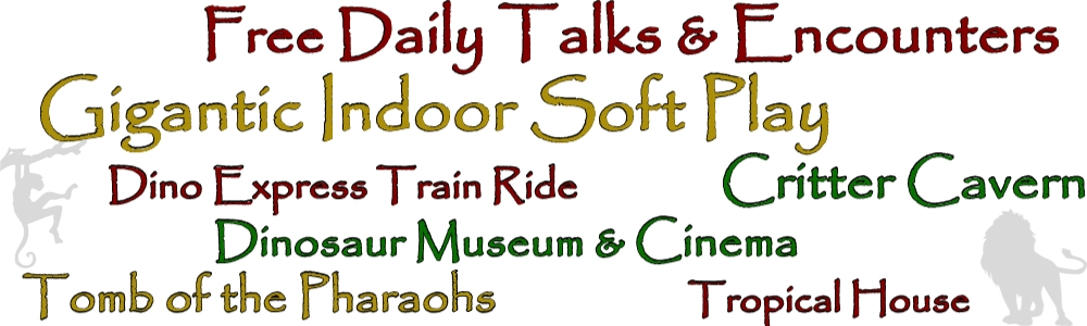 Free daily Talks and Encounters